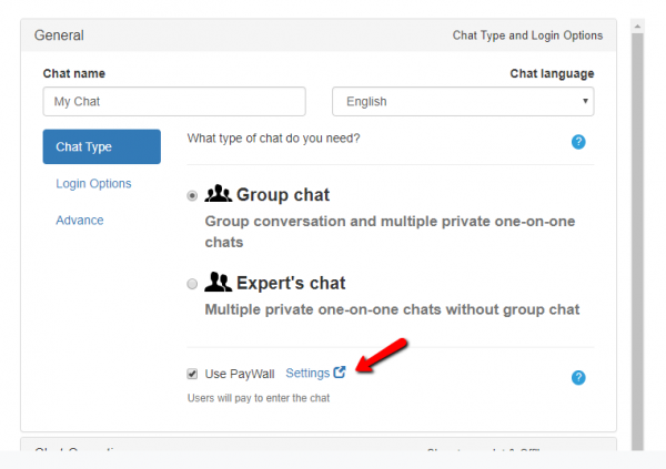 Chats as an Income Stream - RumbleTalk PayWall Chat