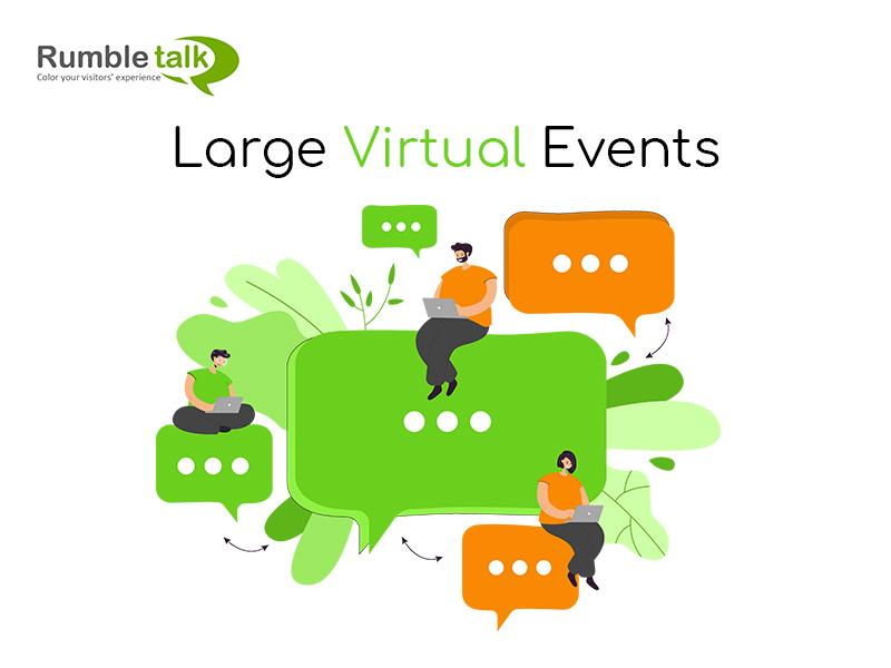 chat platform for live events